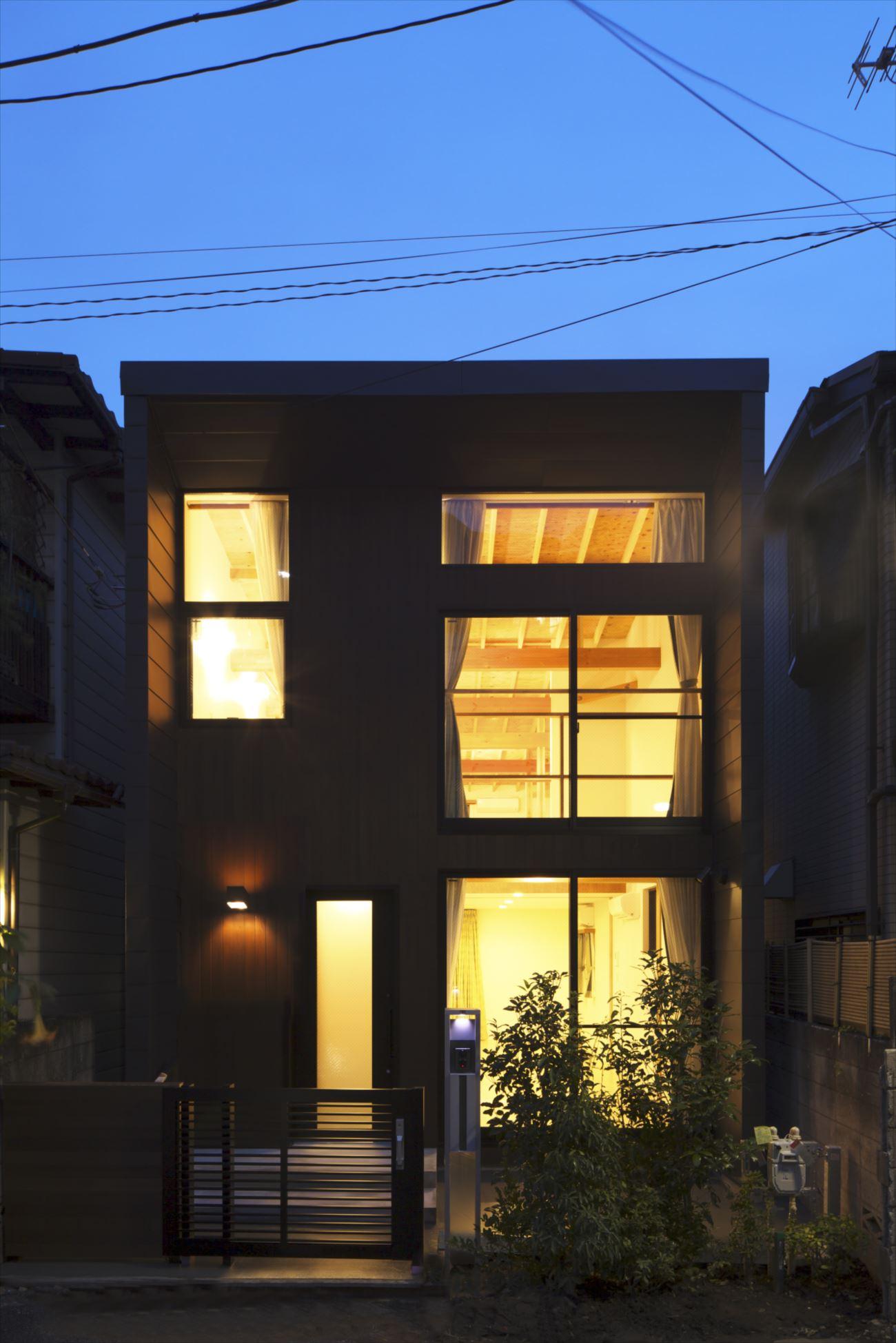狭小住宅とはおしゃれな狭小住宅の外観おしゃれな狭小住宅の内装HOPEsの狭小住宅への思い