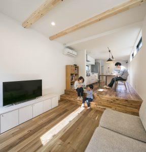 東京,価格,狭小住宅,三階建て,注文住宅,SE構法