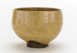 Hagi_ware_Japanese_tea_bowl,_18th-19th_century,_Freer_Gallery_of_Art