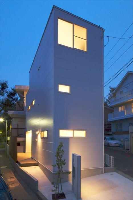 東京,狭小地,狭小住宅,変形地,