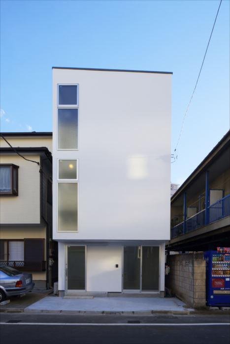 デザイン住宅の外観