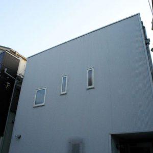 スカイバルコニーの家