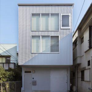 光階段の家