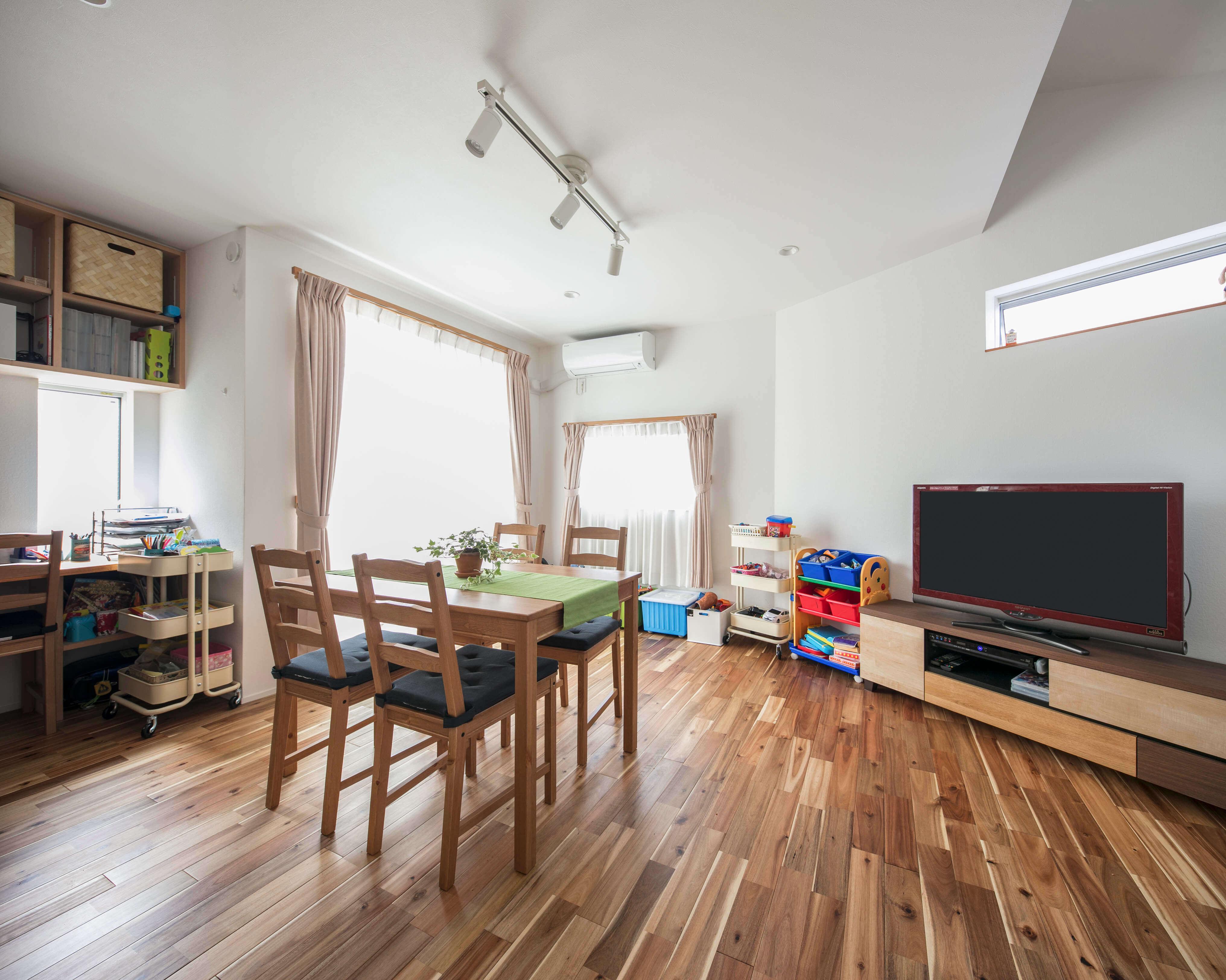 東京,狭小地,狭小住宅,二世帯住宅,収納
