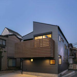 北側最高(採光)!頂側窓で優しい明るさを感じる家